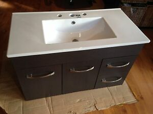 *Brand new*  Wall hung bathroom vanity cabinet Henley Beach South Charles Sturt Area Preview