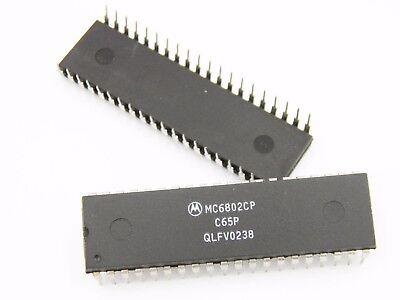 Us Seller Mc6802cp Ic Dip-40 Mc6802 Motorola Fast Delivery