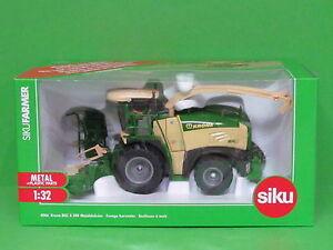 1:32 Siku Farmer 4066 Krone Big X 580 Maishäcksler Blitzversand per DHL-Paket