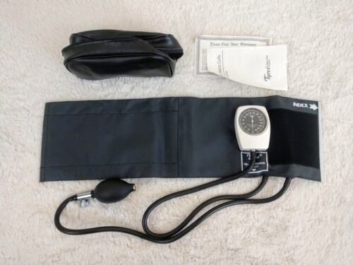 Welch-Allyn Tycos Classic Hand Held Aneroid Sphygmomanometer with Adult Cuff