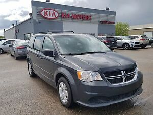 2012 Dodge Grand Caravan SE/SXT Stow-N-Go seating - Accident...