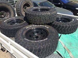 Tyres-rims Belconnen Belconnen Area Preview