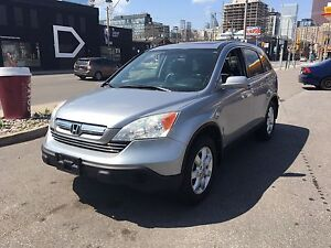 SOLD 2007 HONDA CRV | LEATHER | SAFETY