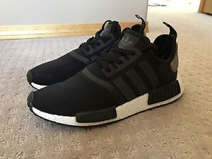 Adidas NMD R1 Trace Cargo Core Trail Olive size 9