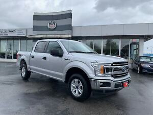 2018 Ford F-150 XLT CREW 4WD 5.0L V8 REAR CAMERA