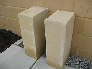 Limestone blocks x 2 only Ridgewood Wanneroo Area Preview