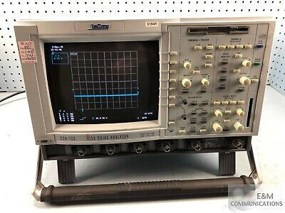 Dda-120 Lecroy Swiss-made Disk Drive Analyzer Digital Oscilloscope C