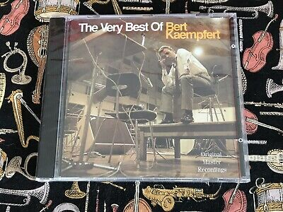 BERT KAEMPFERT - THE VERY BEST OF BERT KAEMPFERT CD NEW SEALED TARAGON (Bert Kaempfert The Very Best Of Bert Kaempfert)