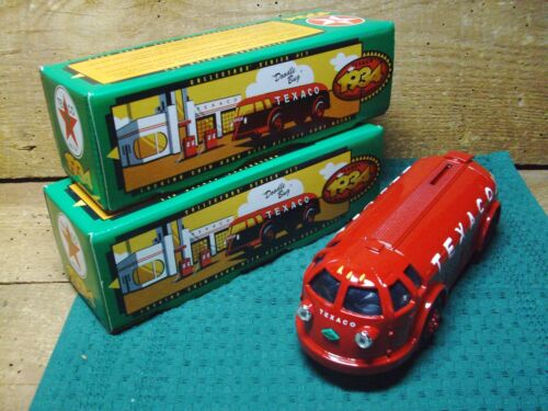 <LOT of TWO> Texaco Doodle Bug Collectible< NEW in Box > 1994