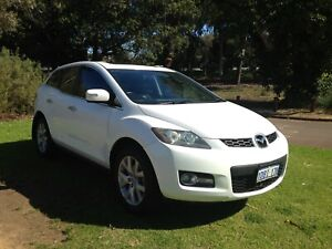 2009 MAXDA CX-7 LUXURY AUTOMATIC WAGON $8590 with 1 YEAR WARRANTY Leederville Vincent Area Preview