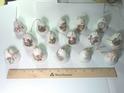 Grolier Collectibles Disney Bell Collection