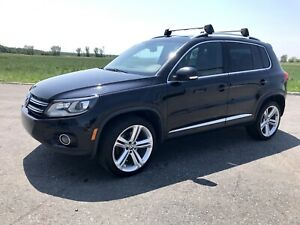 Tiguan R Highline 2014