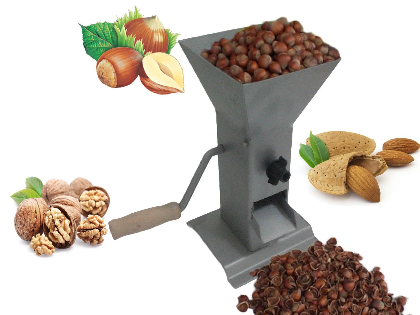 Metal pecan nut walnut cracker nut cracker tool almond cracker