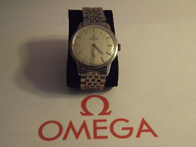 Vintage Omega Seamaster 30, Sub Second Hand Cal' 269. Working Well. 1964