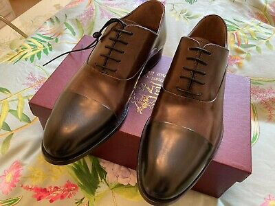 ROBERTO LEY HAND MADE SPANISH SHOES - SIZE 42 ; UK 8...