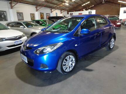 AUTO 2010 Mazda Mazda2 Hatchback 3 YEARS AWN WARRANTY Bentley Canning Area Preview