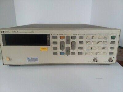 Hp Model 3324a Synthesized Functionsweep Generator Tested Works