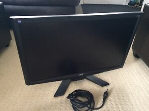"Acer 23"" Monitor"
