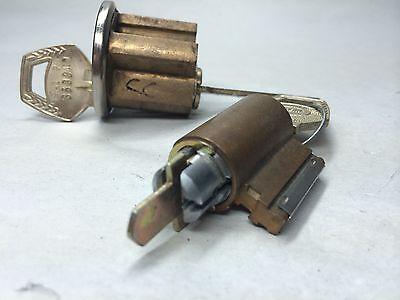 Corbin Russwin Rim And Kik Cylinders 59 A1 70 Keyway W 2 Keys Locksmith