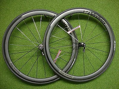 NEW FSA Vision Team 35 11 Speed Clincher Wheels Front & Rear Wheelset