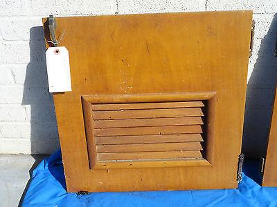 1980 Carver Yacht 33 Mariner Deck  Cabin Cabinet Door