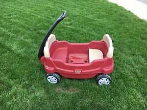 Chariot double little tikes