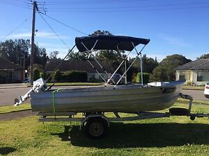 14 ft Tinny Shortland Newcastle Area Preview