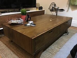 Large oz design coffee table Potts Point Inner Sydney Preview