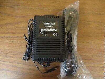 Thorlabs Lds2 5vdc Regulated Power Supply 2.5mm Phono Plug