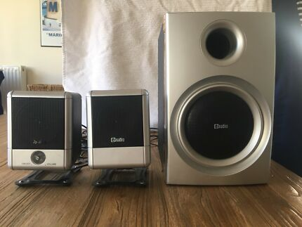 E Audio computer speaker.