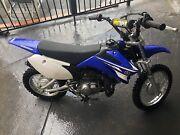 Yamaha TTR 110 Dapto Wollongong Area Preview
