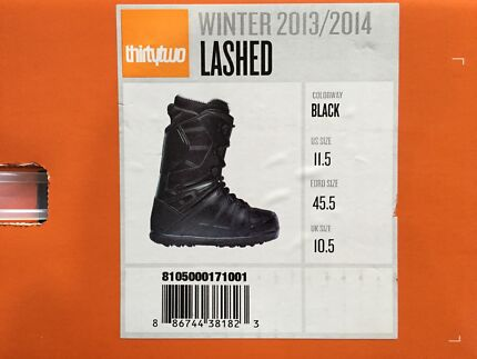 Thirty Two Lashed 32 Snowboard Boots Loganholme Logan Area Preview