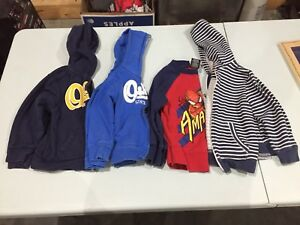 Size 4 boys sweaters
