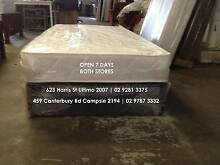 Genuine Quality Australian Made Mattress and base / Brand new Bondi Junction Eastern Suburbs Preview