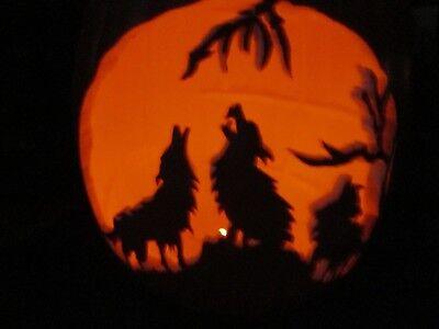 Carved Foam Pumpkin 13