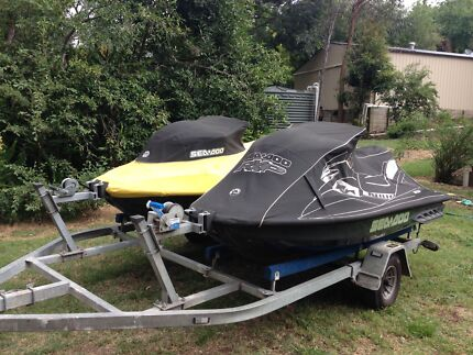 Sea doo RXP  215 supercharged x 2