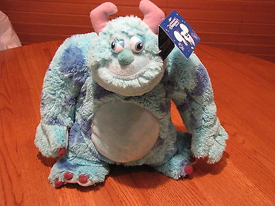 Selten Disney Sulley aus Paris Disney Land Exclusiv Monsters Inc Tier- (Monster Aus Monsters Inc)