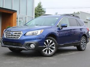 2015 Subaru Outback 2.5i Limited Package AWD | HEATED LEATHER...