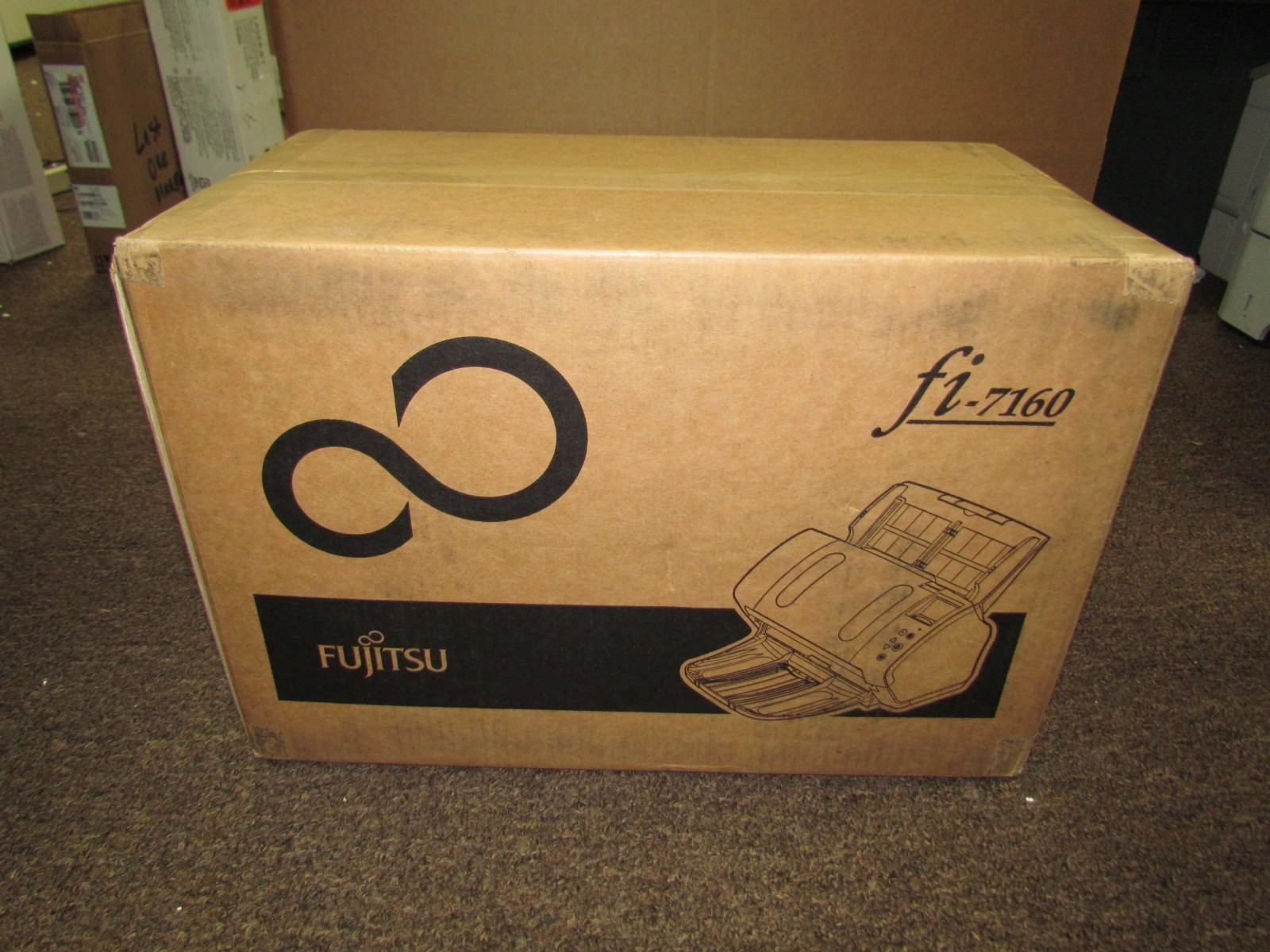 Brand New Sealed Fujitsu fi-7160 Document Sheet-Fed Scanner