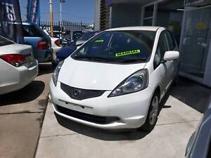 2010 Honda Jazz Manual