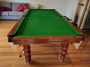 Pool / Billiards Table (8'x4') Oyster Bay Sutherland Area Preview