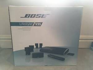 Bose v35 Lifestyle + 2x Rear Speaker Stands + 5x Bose Wall Mounts Newtown Inner Sydney Preview