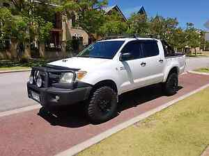 Toyota HILUX turbo diisel Perth Perth City Area Preview
