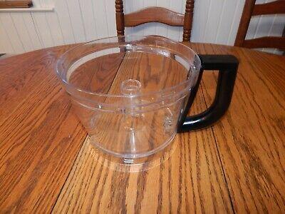 KitchenAid Food Processor KFP1356 Replacement Part: Original 13-Cup Work Bowl