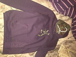 XL browning sweater !