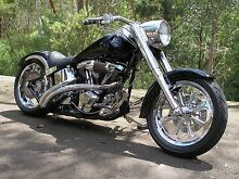 1998 HARLEY-DAVIDSON 1340CC FXSTC SOFTAIL CUSTOM Eltham North Nillumbik Area Preview
