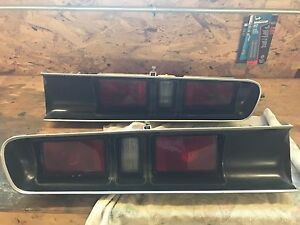 1971 Dodge Charger tail lights