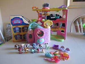 Littlest Pet Shop Play Sets Willetton Canning Area Preview