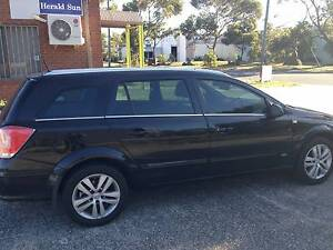2008 Holden Astra with RWC and  Rego Tottenham Maribyrnong Area Preview