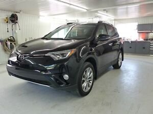 Toyota RAV4 Traction int?grale 4 portes Limited